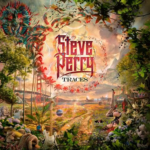 """Steve Perry """"Traces"""""""