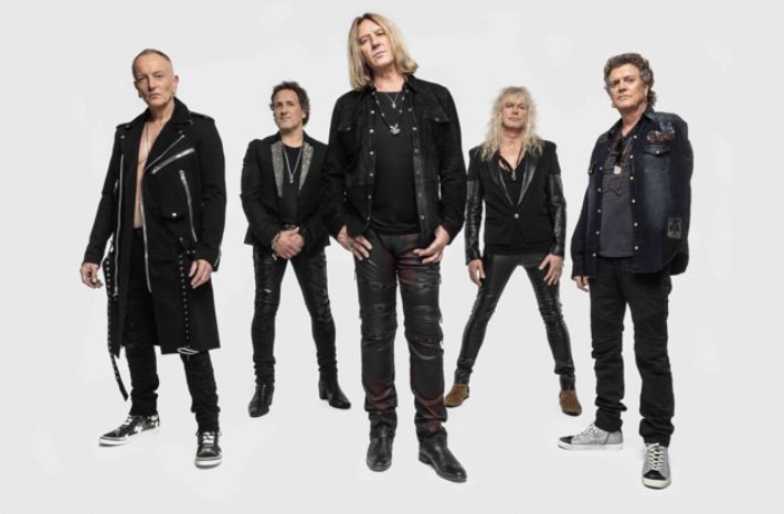 Def Leppard Receive Nomination for 2019 Rock & Roll Hall Of Fame