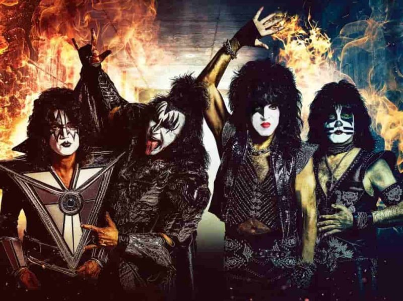 KISS Announce End of the Road Farewell Tour