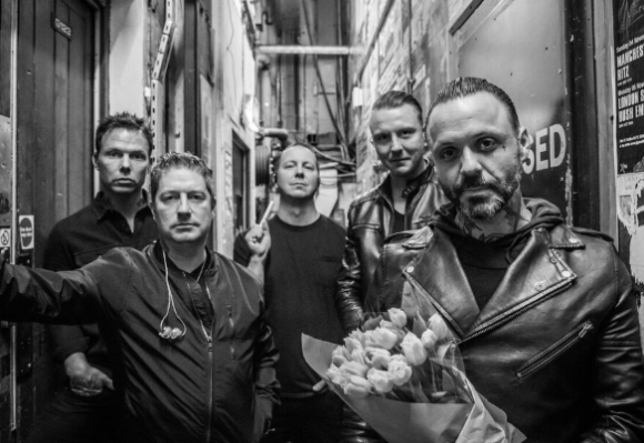 "Alternative Giants BLUE OCTOBER Release Video for ""Daylight"""