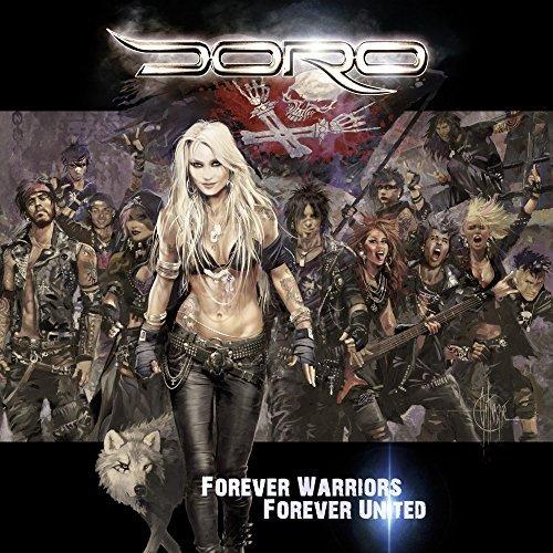 """Doro """"Forever Warriors, Forever United"""""""