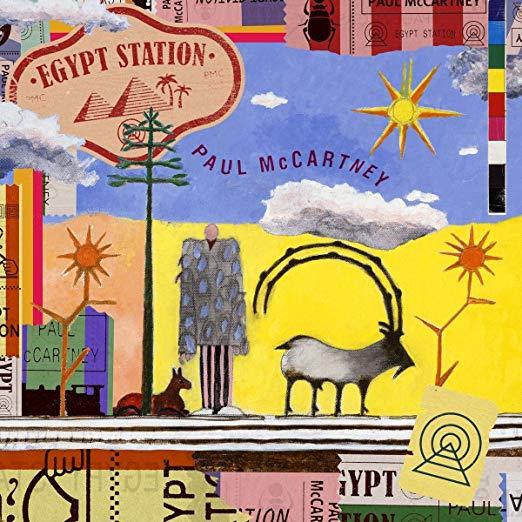 """Paul McCartney """"Egypt Station"""""""