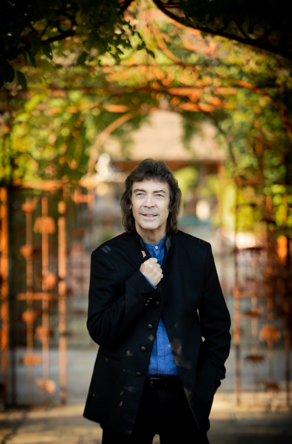 Steve Hackett launches video for 'Under The Eye of the Sun'