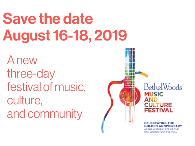 50th Anniversary of Woodstock To Be Celebrated With 3 Day Festival At Bethel Woods
