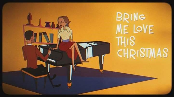 "JOHN LEGEND PREMIERES ANIMATED LYRIC VIDEO FOR ""BRING ME LOVE"""