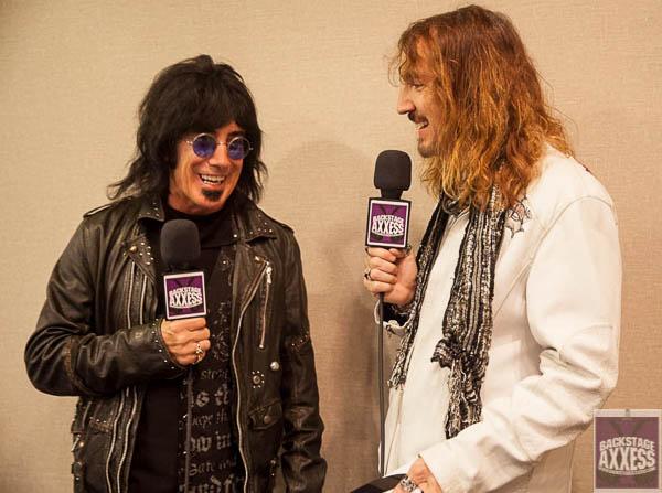 Frank DiMino (Angel) Interview