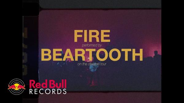 Beartooth Shares New Live Video 'Fire'