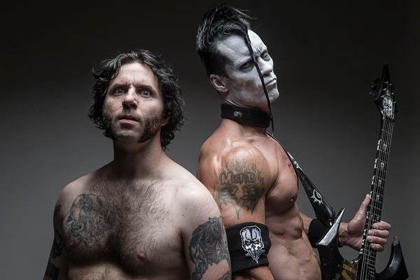 Doyle Wolfgang Von Frankenstein and Alex Story Interview 11-17-18