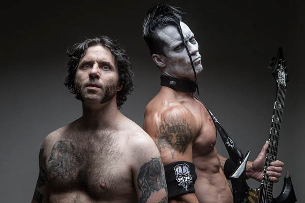 Doyle Wolfgang Von Frankenstein and Alex Story Interview 11-17-18
