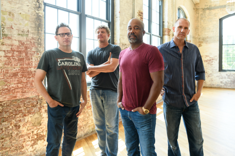 HOOTIE & THE BLOWFISH EMBARK ON 44-CITY  2019 GROUP THERAPY TOUR