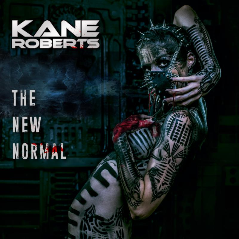 """Kane Roberts """"The New Normal"""" Out Now Via Frontiers Music Srl"""