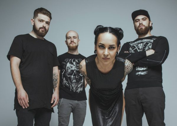 "Jinjer Premiere Official Music Video For Track ""Perennial"""