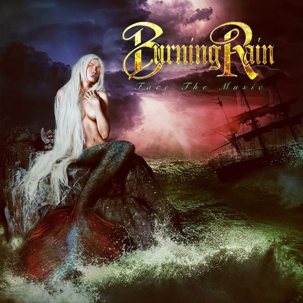 BURNING RAIN (feat. Doug Aldrich, Keith St. John, Brad Lang, Blas Elias) to Release New Album