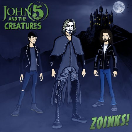 """JOHN 5 AND THE CREATURES Release """"Zoinks!"""" Music Video"""