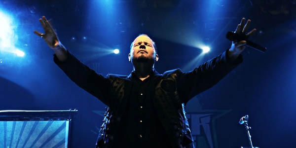 "Tim ""Ripper"" Owens (The Three Tremors) Interview"