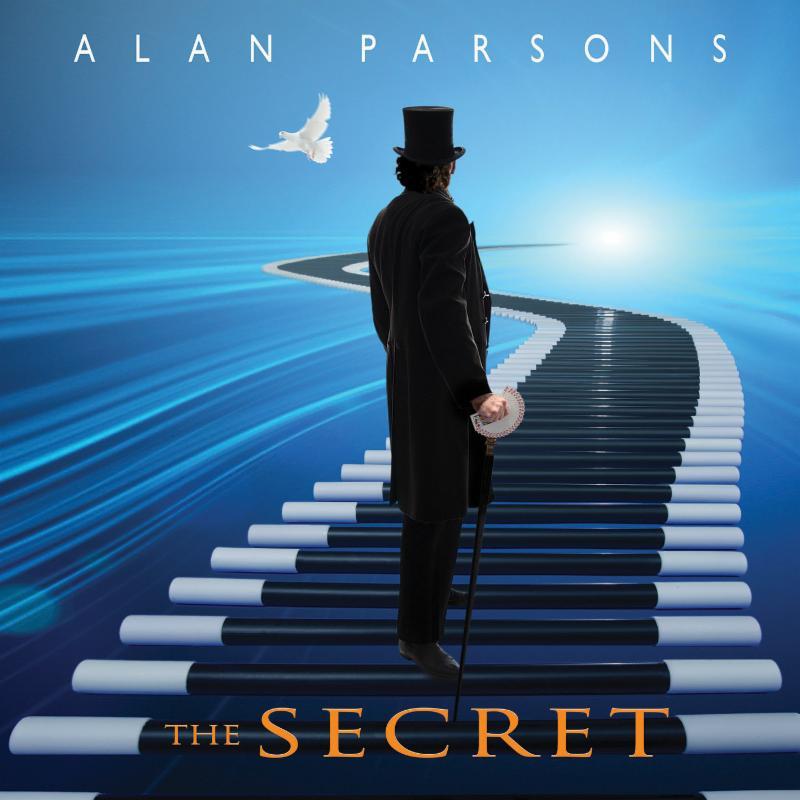 """Alan Parsons to Release New Studio Album, """"The Secret"""" April 26th via Frontiers Music Srl"""