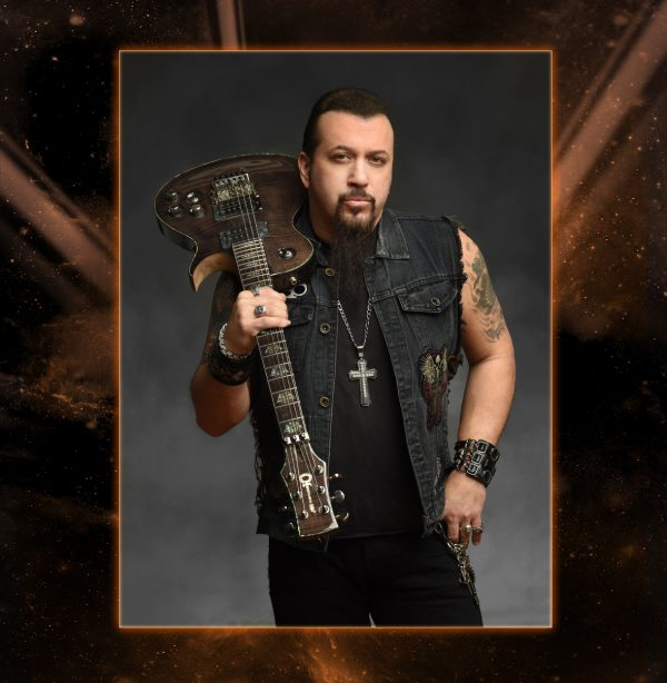 """MIKE ORLANDO (ADRENALINE MOB) Releases """"Burn"""" Performance Video"""