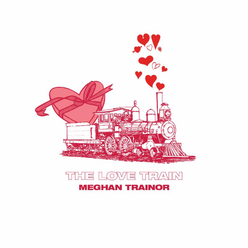 "Global Superstar Meghan Trainor Unveils New EP ""THE LOVE TRAIN"" Today"