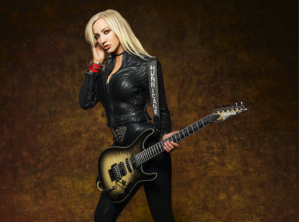 Nita Strauss To Release 'Controlled Chaos' On Vinyl; US Tour Dates Announced