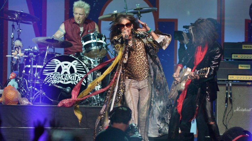 Aerosmith To Get A Star On Hollywood Walk of Fame