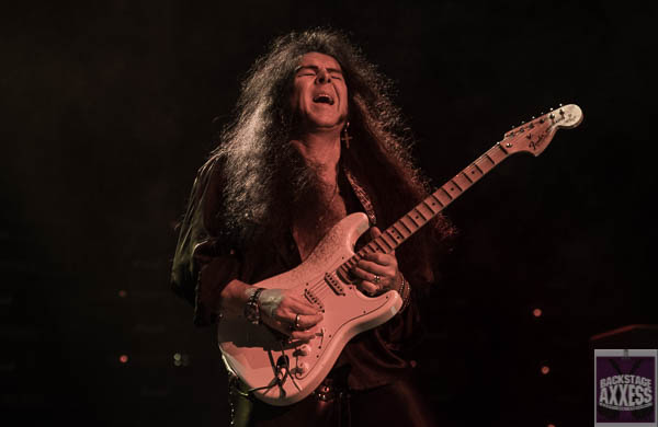 YNGWIE MALMSTEEN AND MASCOT RECORDS ANNOUNCE MARCH 29  GLOBAL RELEASE DATE FOR NEW STUDIO ALBUM BLUE LIGHTNING