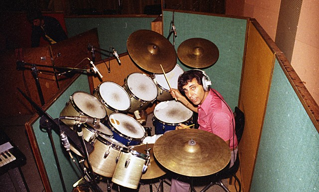 Hal Blaine, Wrecking Crew Drummer and Rock Hall of Fame Member, Dies at 90
