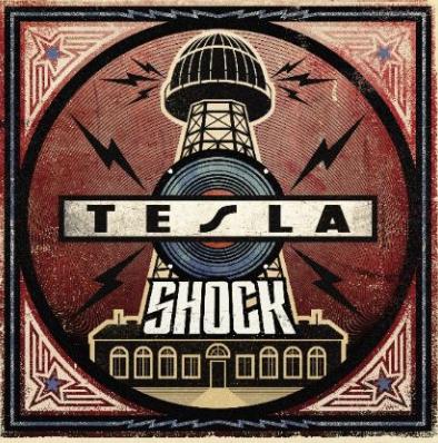 TESLA RELEASES NEW STUDIO ALBUM, 'SHOCK,' TODAY
