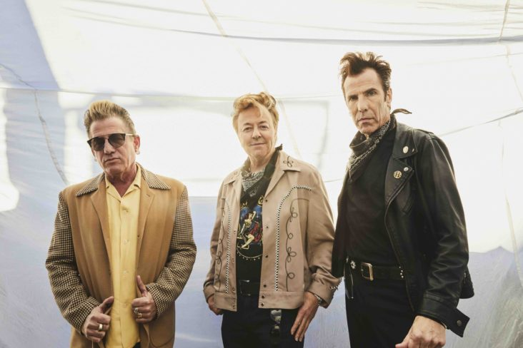 Stray Cats announce first album in 25 years & first U.S. tour in 10 years