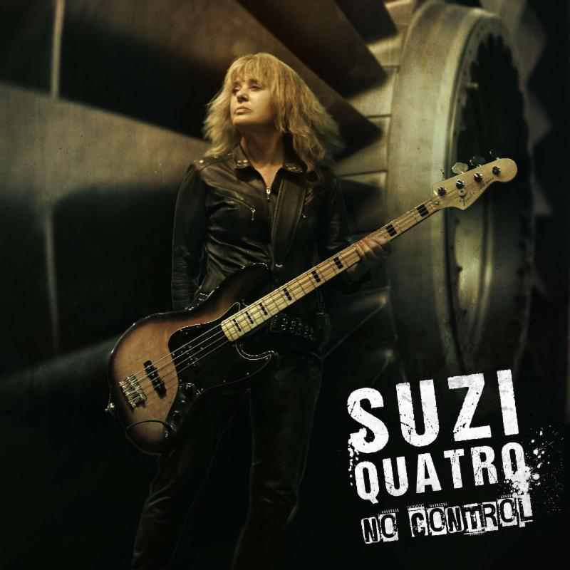 """SUZI QUATRO Releases Lyric Video For """"Macho Man"""""""