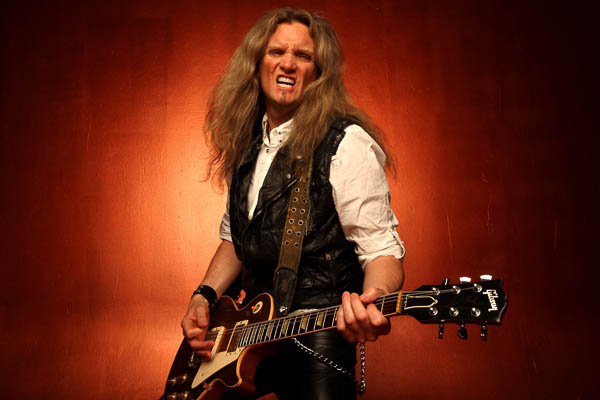 Joel Hoekstra Interview (Whitesnake, TSO, Cher)