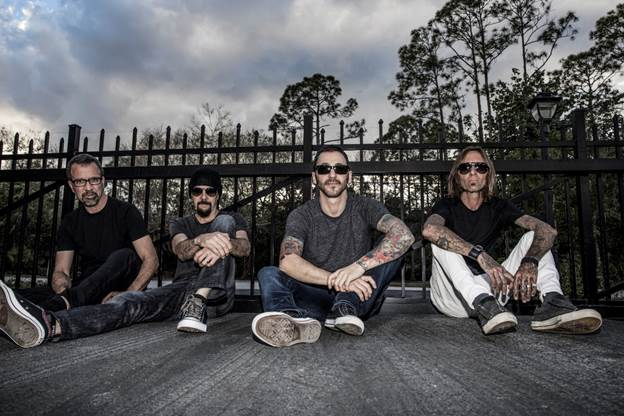 Godsmack announces headlining tour with support band Volbeat