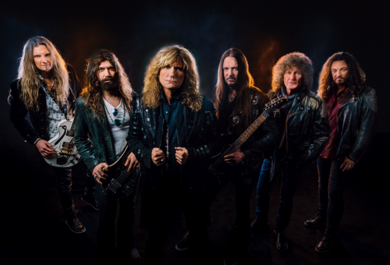 """Whitesnake Unleash New Single """"Trouble Is Your Middle Name"""""""