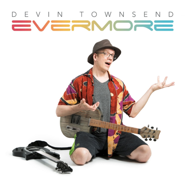 "DEVIN TOWNSEND LAUNCHES VIDEO FOR THE SONG ""EVERMORE"""