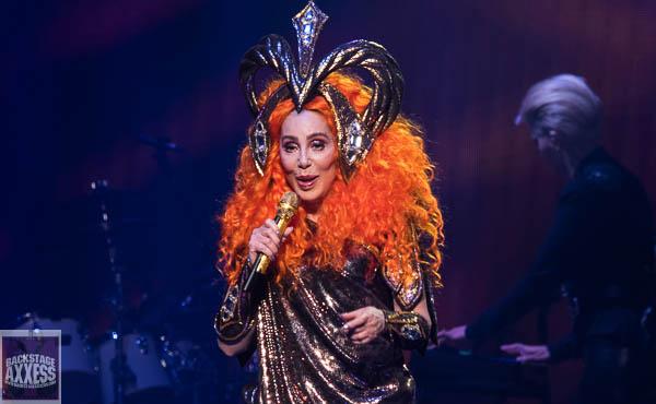 Cher & Nile Rodgers & Chic @ KeyBank Center Buffalo, NY 4-26-19