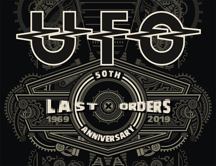 UFO TOUR 2019 WILL CONTINUE  Neil Carter Joins The Band For The late Paul Raymond