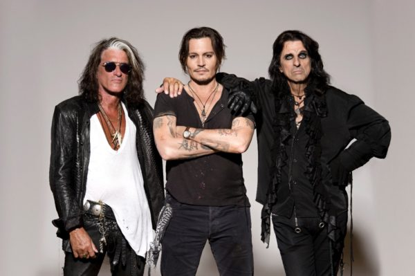 """The Hollywood Vampires Drop New Song """"The Boogieman Surprise"""" Out Now"""