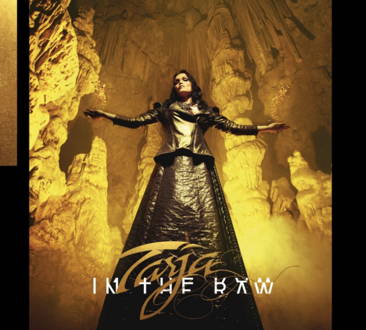 TARJA IS VULNERABLE BUT AGGRESSIVE LIKE NEVER BEFORE ON BRAND NEW ALBUM IN THE RAW