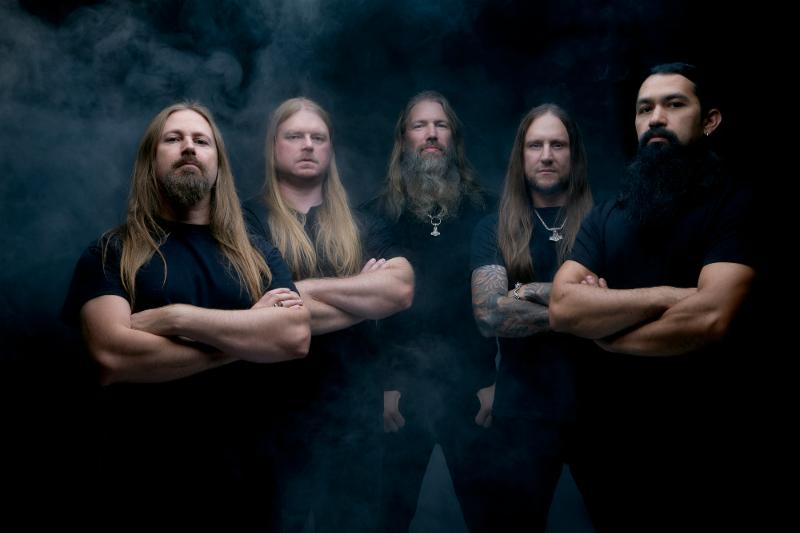 AMON AMARTH Releases Berserker Full-Length