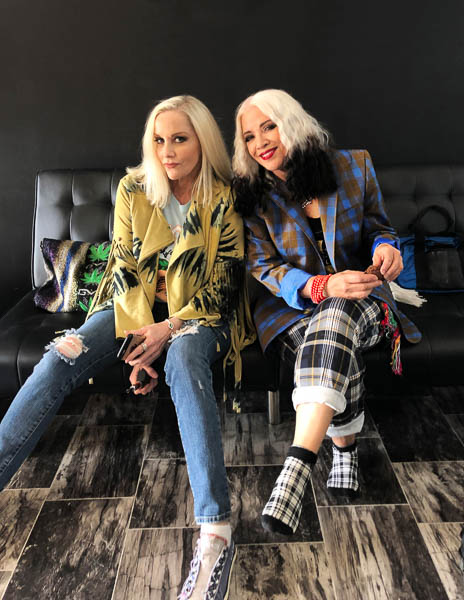 """CHERIE CURRIE & BRIE DARLING  Join Together to Release New Album """"The Motivator"""" – Out August"""