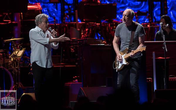 The Who @ KeyBank Center Buffalo, NY 5-9-19