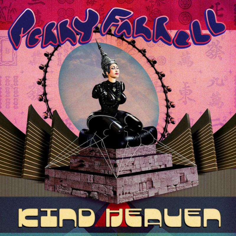 """Perry Farrell """"Pirate Punk Politician"""" Youtube Premiere + Live Chat at 5:30PM ET TODAY!"""