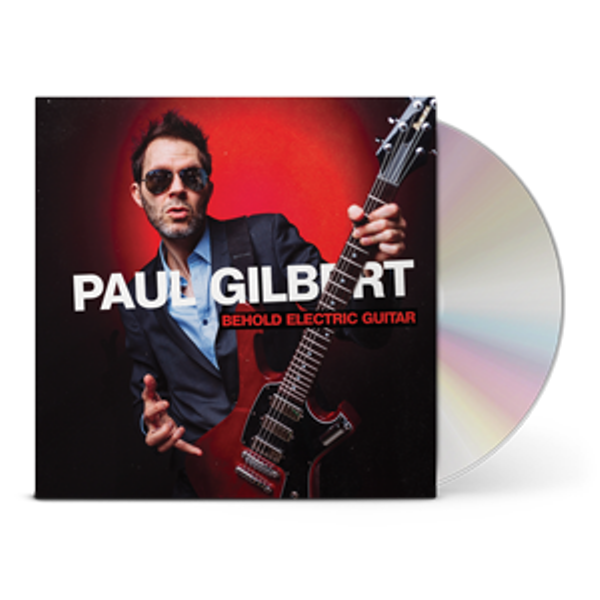 """Paul Gilbert Presents Video For """"A Herd Of Turtles"""""""