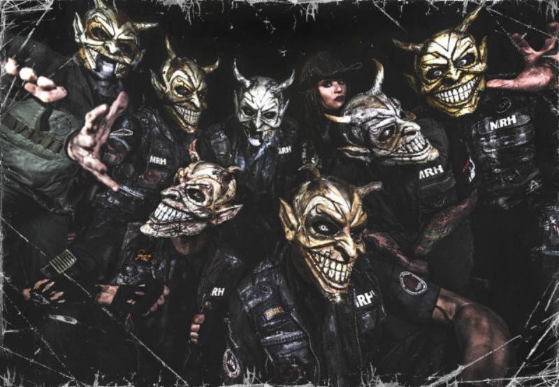 MUSHROOMHEAD To Begin US Tour w/ Insane Clown Posse This Week