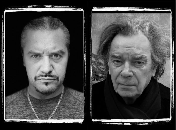 Mike Patton and Jean-Claude Vannier Team For Corpse Flower