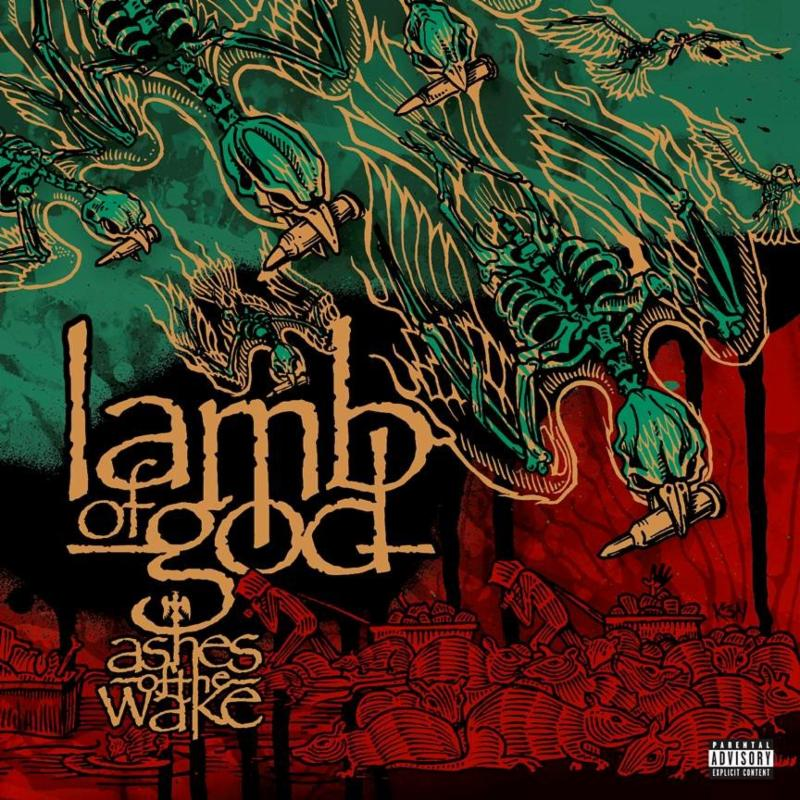 "LAMB OF GOD Releases ""Ashes Of The Wake – 15th Anniversary Edition"""