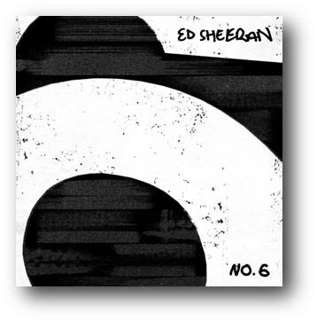 ED SHEERAN ANNOUNCES HIS NO.6 COLLABORATIONS PROJECT