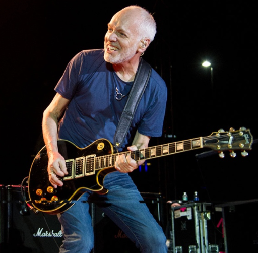 "PETER FRAMPTON BAND'S ""THE THRILL IS GONE"" PREMIERES AT BILLBOARD"