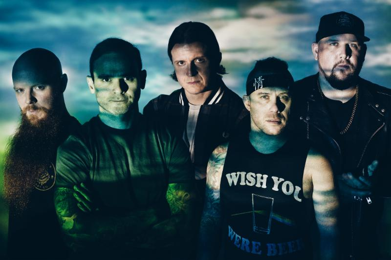 ATREYU To Embark on the Rockstar Energy DISRUPT Festival Next Week