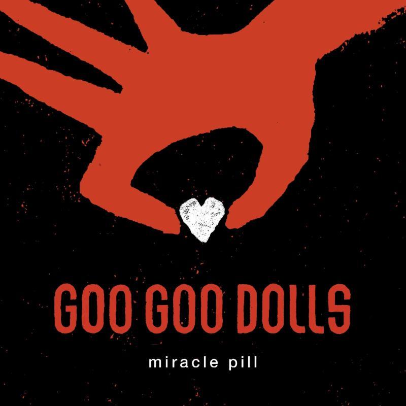 "GOO GOO DOLLS RETURN WITH NEW SINGLE ""MIRACLE PILL"""