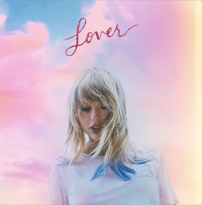 TAYLOR SWIFT'S 'LOVER' SETS  APPLE MUSIC PRE-ADD RECORDS